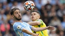 L'AC Milan souhaite débarrasser Manchester City de Bernardo Silva