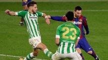 Liga : le FC Barcelone s'impose dans la douleur face au Betis