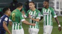 Liga : le Betis s'en sort face à Osasuna