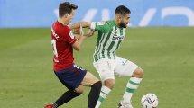 Betis : des clubs commencent à se manifester pour Nabil Fekir