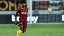 AS Roma : William Bianda observé par Montpellier
