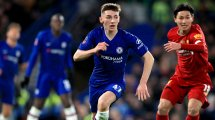 Chelsea : Billy Gilmour absent 3 à 4 mois