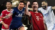 Ballon d'Or : qui sont les favoris de l'édition 2021 ?