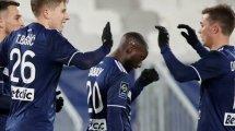 Ligue 1 : Bordeaux surprend Angers