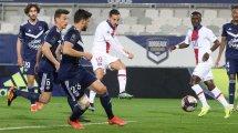 Loris Benito quitte les Girondins de Bordeaux