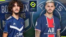 Bordeaux - PSG : les compositions probables