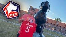 Sven Botman : « Lille, le bon choix pour ma carrière »