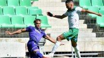 ASSE : Ryad Boudebouz a rejoué en amical