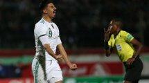 Eliminatoires CAN 2021 : sans forcer, l'Algérie s'offre le Zimbabwe, le Gabon s'impose dans la douleur face à la Gambie