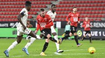 Ligue 1 : le Stade Rennais s'en sort contre Metz, le RC Lens finit bien l'année face à Brest