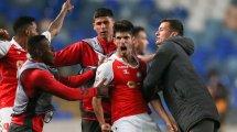 Coupe du Portugal : Braga triomphe de Benfica en finale