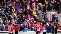 Championship, play-offs : Brentford et Swansea se retrouveront à Wembley pour la finale