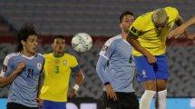 Qualifications Mondial 2022 : le Brésil intraitable face à l'Uruguay, Edinson Cavani a vu rouge