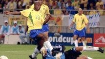 Un ex-international brésilien se déclare meilleur que Neymar, Messi et Ronaldo