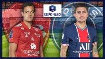 Brest - PSG : les compositions probables