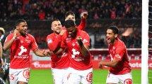Stade Brestois : rupture des ligaments croisés pour Denys Bain