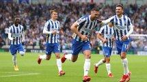 Premier League : Brighton confirme contre Watford mais perd Neal Maupay