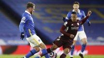 PL : Leicester crucifie Brighton sur le fil
