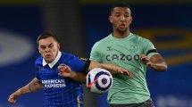 Premier League : Everton s'en sort bien à Brighton