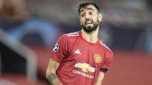 Manchester United : gros contrat en vue pour Bruno Fernandes