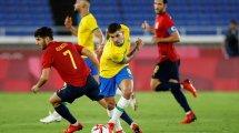 Jeux Olympiques : Bruno Guimaraes remercie Jean-Michel Aulas et Juninho