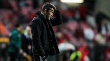 Benfica : Bruno Lage quitte le club