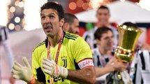 Gianluigi Buffon et le rêve de la Coupe du monde 2022