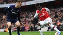 Bukayo Saka prolonge à Arsenal