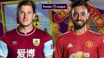 Burnley - Manchester United : les compositions sont là