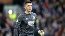 Nick Pope priorité de Chelsea pour remplacer Kepa