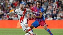 Liga : le Rayo Vallecano et Falcao font plier le FC Barcelone, le Séville FC et Majorque se quittent dos à dos