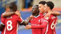 Premier League : Liverpool s'impose sans trembler sur la pelouse de Chelsea