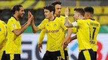 Dortmund écrase Holstein Kiel et rejoint Leipzig en finale de la Coupe d'Allemagne