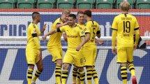 Bundesliga : le BvB prépare parfaitement son choc face au Bayern, le Bayer s'impose à Gladbach