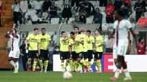 Ligue des Champions : le BvB l'emporte à Besiktas, le Sheriff Tiraspol s'offre le Shakhtar