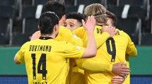 Le Borussia Dortmund atomise le RB Leipzig et s'offre la Coupe d'Allemagne