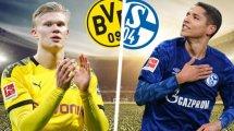 Dortmund-Schalke 04 : les compositions d'équipes !