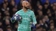 Chelsea : Willy Caballero rempile un an de plus