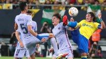 Liga : réduit à dix, le FC Barcelone partage les points avec Cadiz