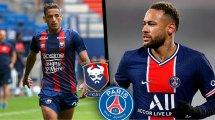Caen-PSG : les compositions officielles !