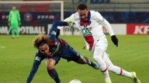 Monaco-PSG : Neymar et Kimpembe ne joueront pas la finale