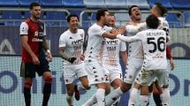 Serie A : Cagliari chute contre Benevento
