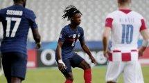 Equipe de France : Didier Deschamps sous le charme de Camavinga et d'Upamecano