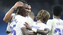 LdC : le groupe du Real face à l'Inter