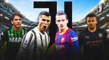 JT Foot Mercato : la Juventus va tout chambouler cet été