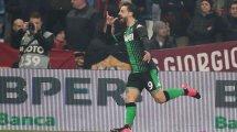 Serie A : Sassuolo déroule face au promu Spezia