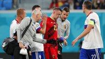 Belgique : Timothy Castagne souffre de six fractures au visage