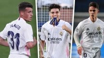 Antonio Blanco, Miguel Gutierrez, Sergio Arribas, fumée blanche pour l'avenir du Real Madrid