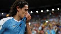 Copa América : l'Uruguay qualifié grâce à Edinson Cavani, le Paraguay s'offre le Chili