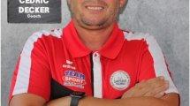 Cédric Decker, entraîneur du FC Saint-Louis Neuweg : « on sent qu'on a une bonne étoile au-dessus de nous »